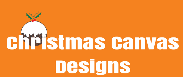 Christmas Canvas Designs