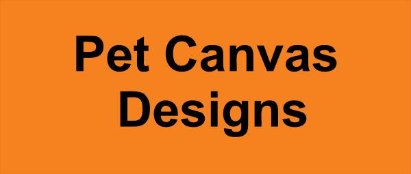 Pet Canvas Designs