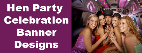Hen Night Banners