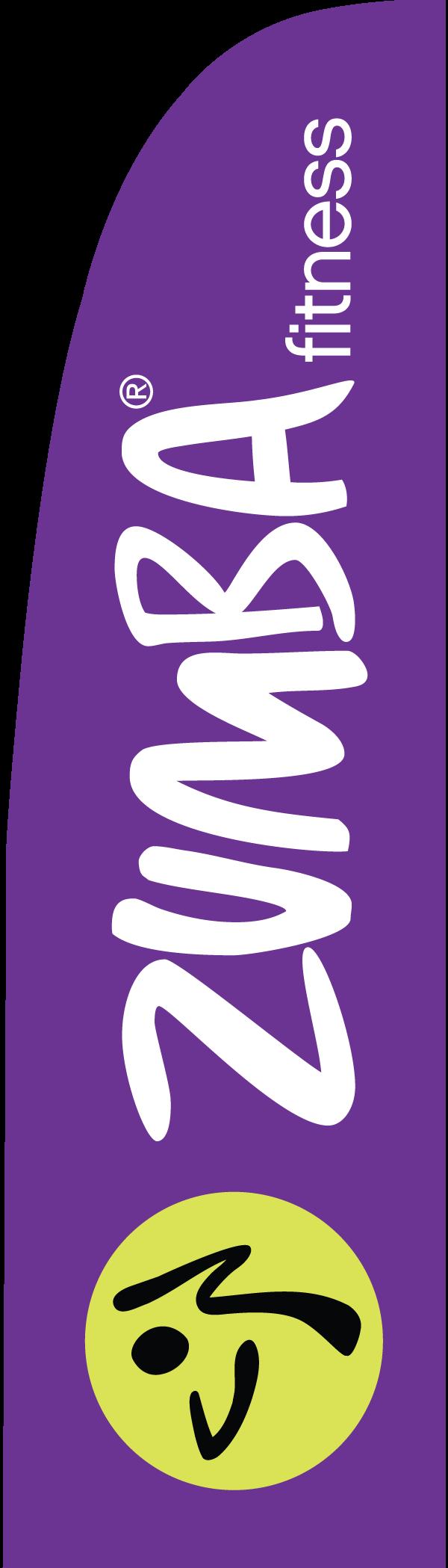 Zumba Flags