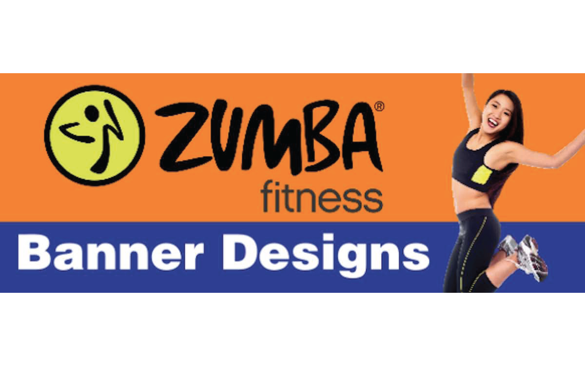 Zumba Banners Print A Banner Pvc Banners For Any