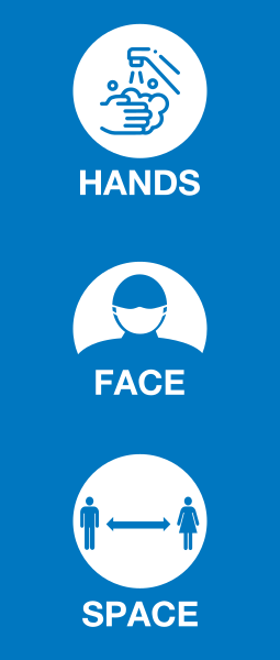 Hands_Face_Space - design template - 1029