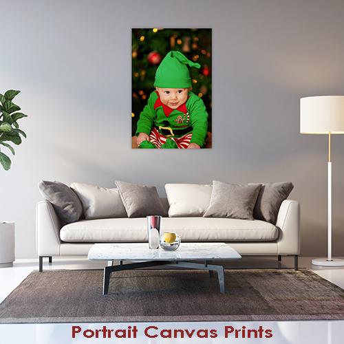 Canvas_Print_Portrait - design template - 1058
