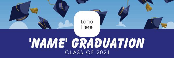 Graduation_Banner - design template - 1116