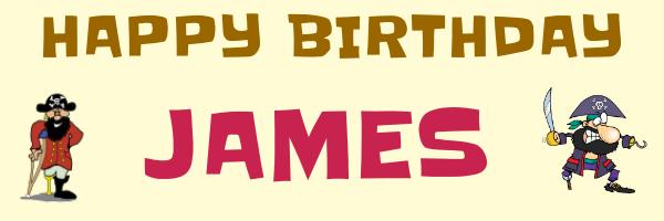 Personalised+Children%27s+Birthday+Banner - design template - 146