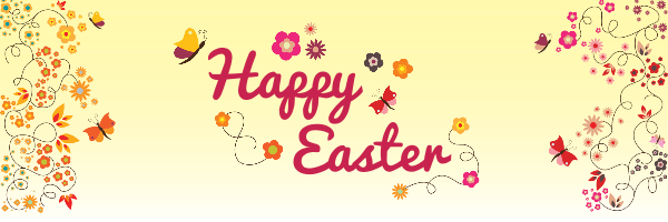 Personalised+Easter+Banner+ - design template - 148