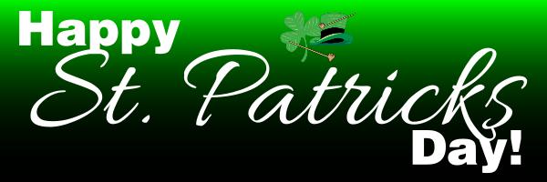 Personalised+St+Patricks+Celebration+Banner - design template - 160
