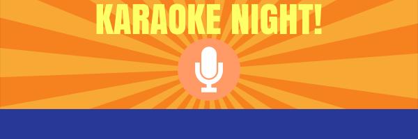 Karaoke - design template - 176