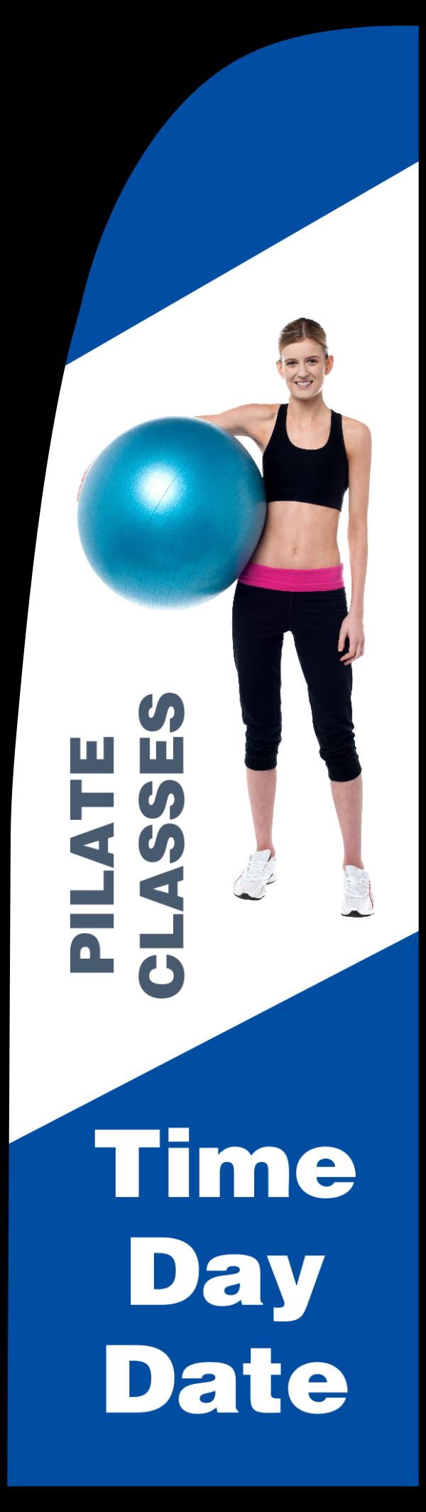 pilates_flag - design template - 212
