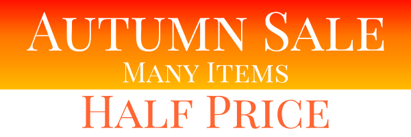 Personalised+Autumn+Sale+Banner+ - design template - 22