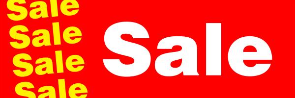 Personalised+%22Sale+Sale+Sale%22+Banner+ - design template - 233