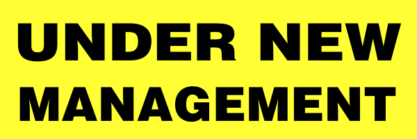 Under_New_Management_Banner_Bold_Yellow - design template - 286