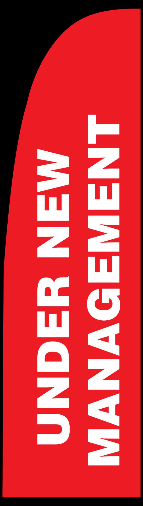 under_new_management_flag - design template - 287
