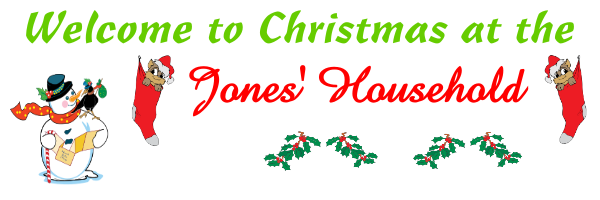 Personalised+Christmas+Banner - design template - 315