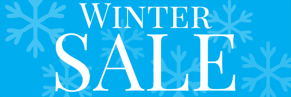 Winter Sale Banners Fashion Advertising Banners
