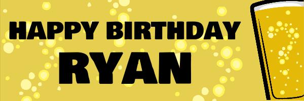 Personalised+Celebration+Birthday+Banner - design template - 34