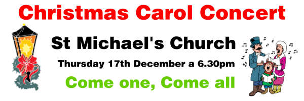 Personalised+Christmas+Carol+Banner - design template - 69