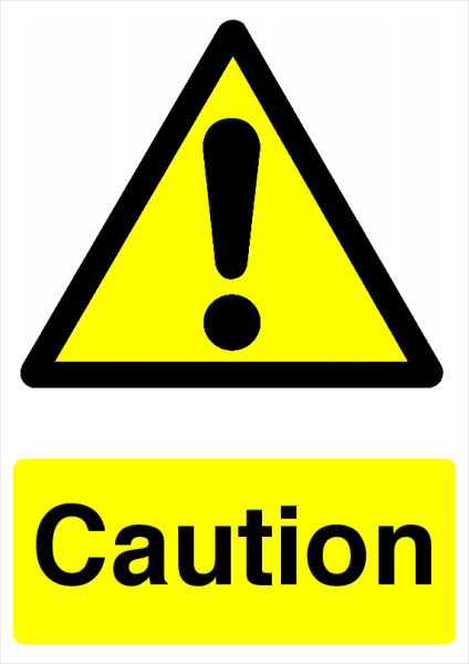 Caution+Safety+Sign - design template - 726