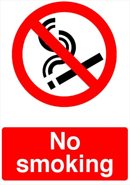 No+Smoking+Sign - design template - 738