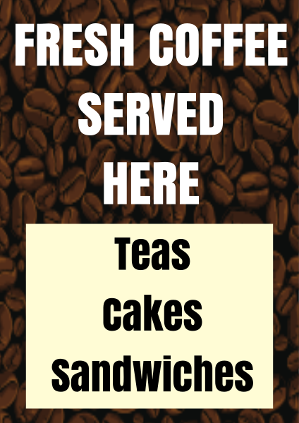 Coffee_Served_Here - design template - 747