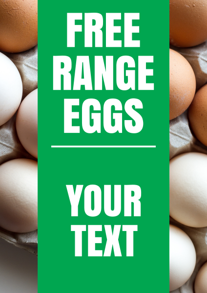 Eggs_For_Sale_1 - design template - 750