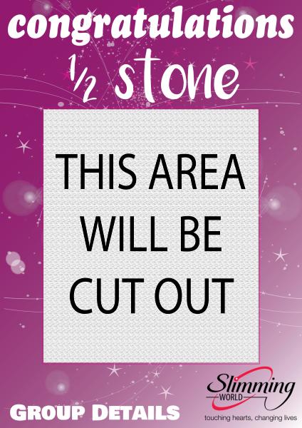 Lost+Half+Stone+Selfie+Frame - design template - 804