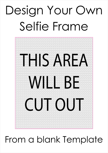 Design_Your_Own_Selfie_Frame - design template - 868