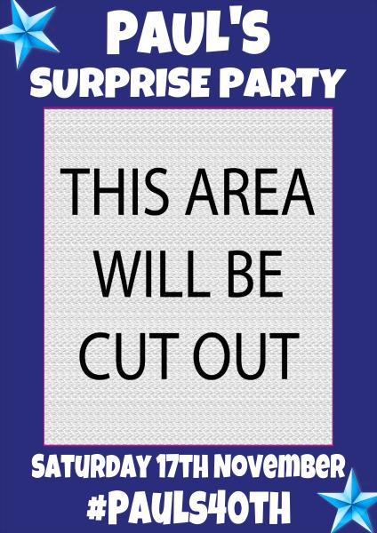 Surprise_Birthday_Selfie_Frame - design template - 878