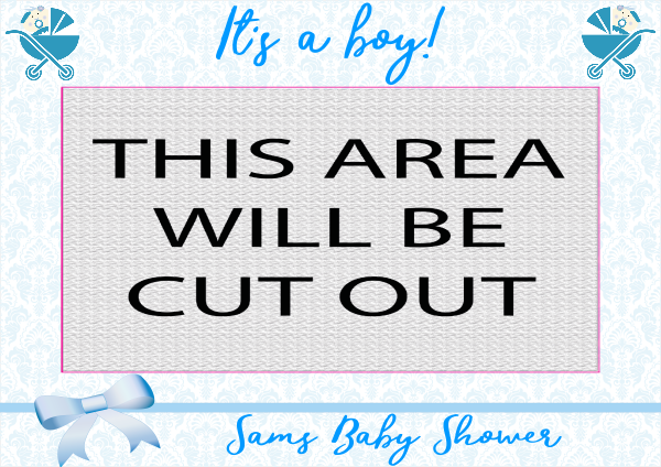Baby_Shower_Boy - design template - 887