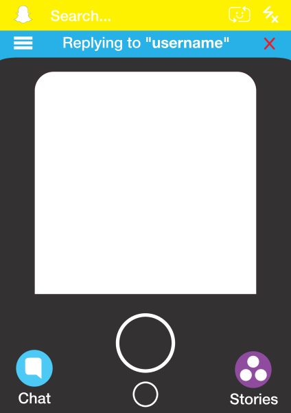 Custom+Snapchat+Selfie+Frame - design template - 927