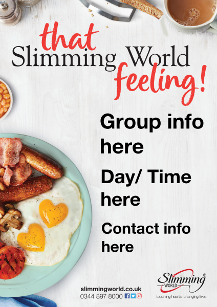 That+Slimming+World+Feeling+Poster - design template - 941