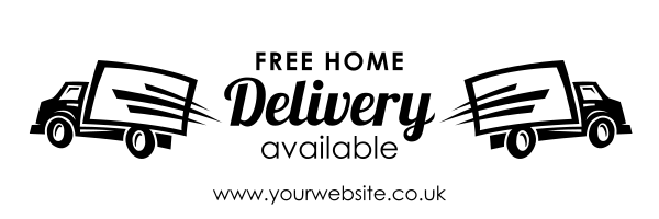 Home+Delivery+Available+Custom+Banner - design template - 981